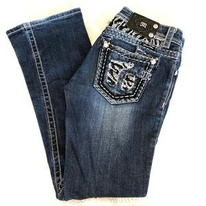Miss Me Buckle 8 Boot Jeans